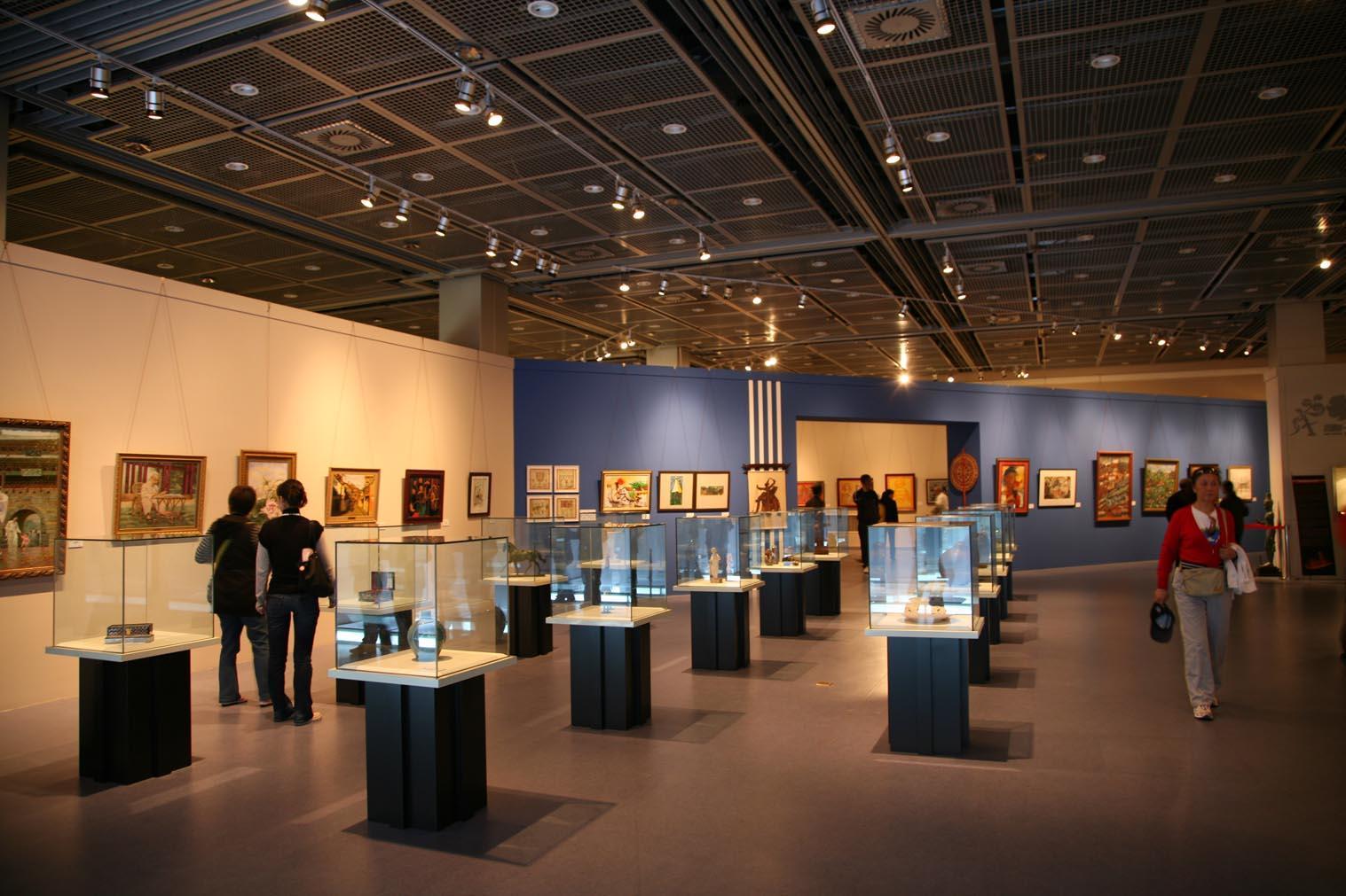 4月6日截止!2020年全国美术馆馆藏精品展出季活动申报启动
