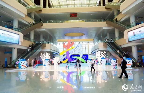 第三届数字中国建设峰会现场直击!李彦宏、周鸿祎……一波大咖发表精彩演讲!