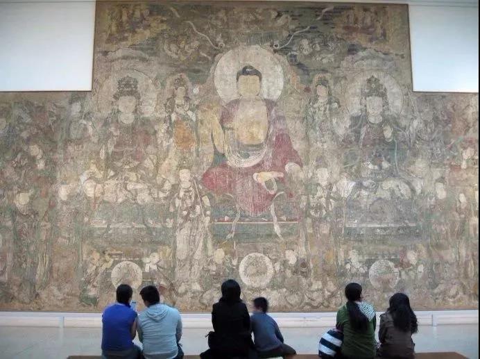 瞧!千万别错过这些古代壁画!
