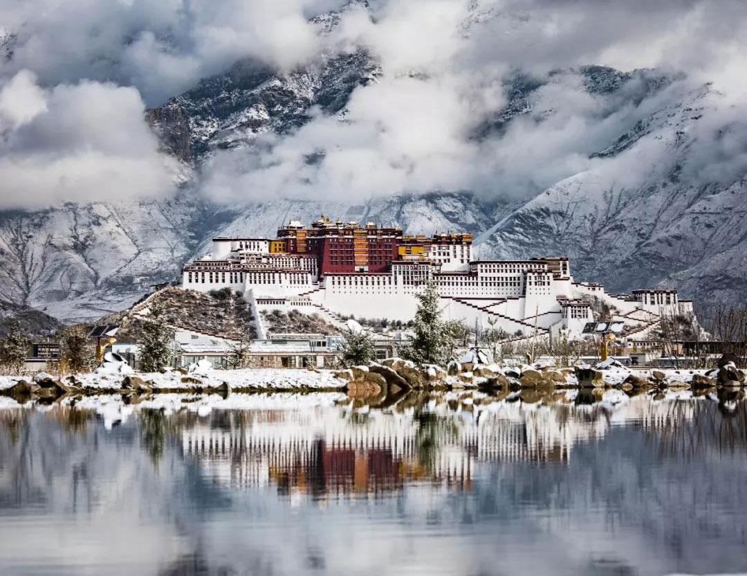 """""""世界屋脊""""的西藏美景,你还好吗?"""