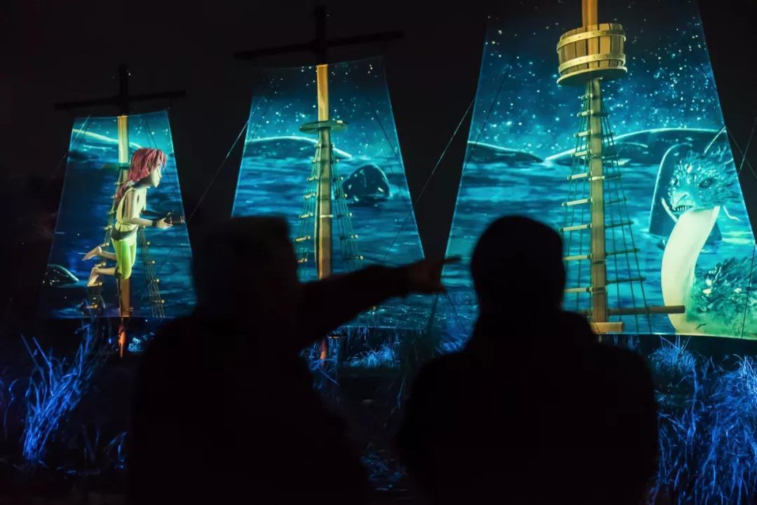 旅游演艺的发展趋势:与数字技术结合的沉浸式演出