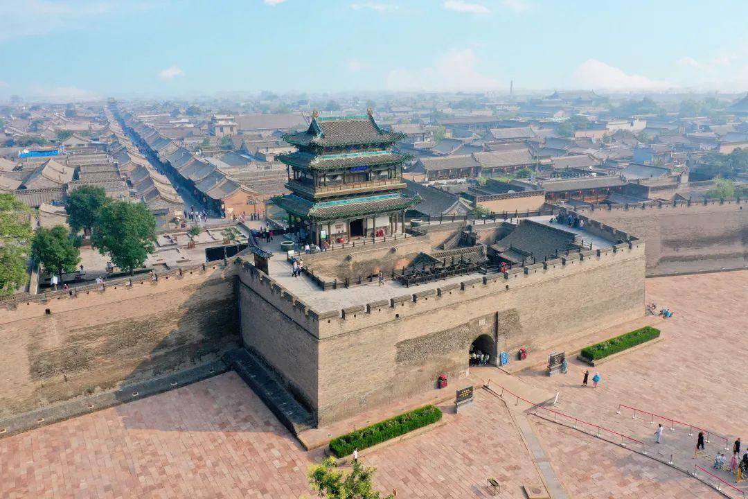 中国保存最完整的古城,长什么样?