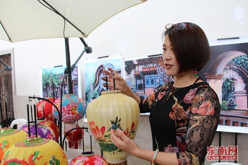 2018两岸青年文创集市:台湾文创产品受宠看好大陆市场