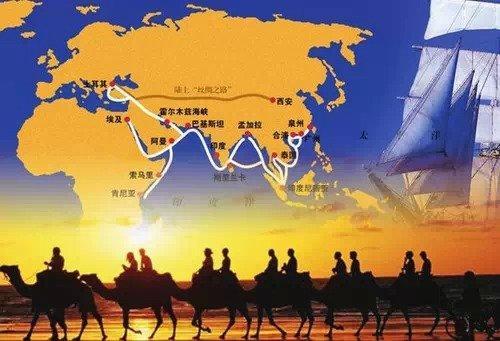 """文旅部:2019年度""""一带一路""""文化和旅游产业国际合作重点项目公示"""