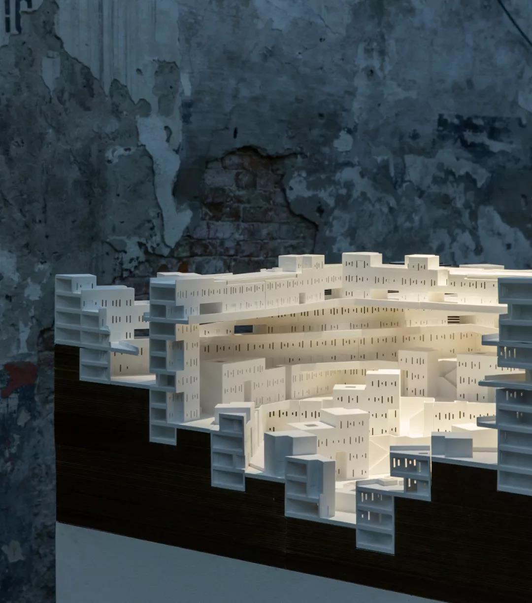 穷工极态的「建筑模型」32例