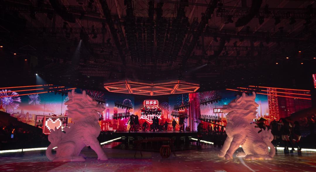 2020湖南卫视双十二超拼夜晚会,舞台灯光设计!