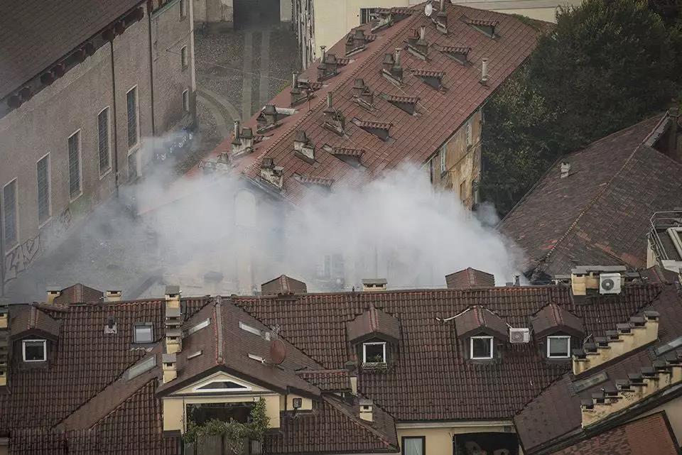 又是火灾!意大利世界文化遗产突发大火!