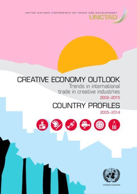 联合国《创意经济展望》报告出炉,我们先替你读了读