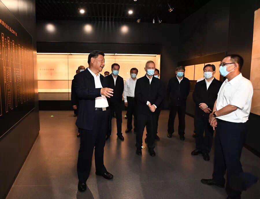 总书记又一次强调:要保护好、传承好、利用好中华优秀传统文化!